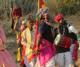 village tour Rajathan