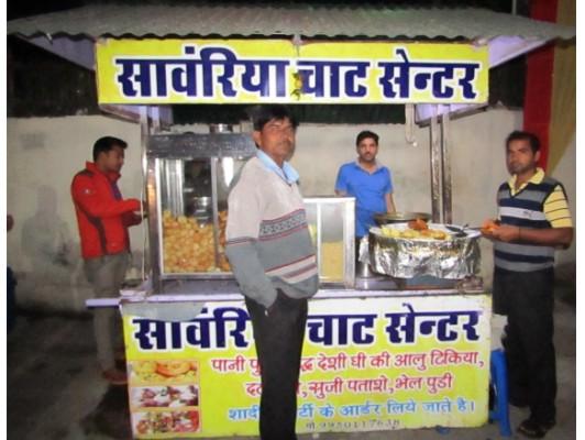 saanwariya chaat udaipur