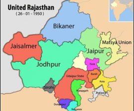 rajasthan history