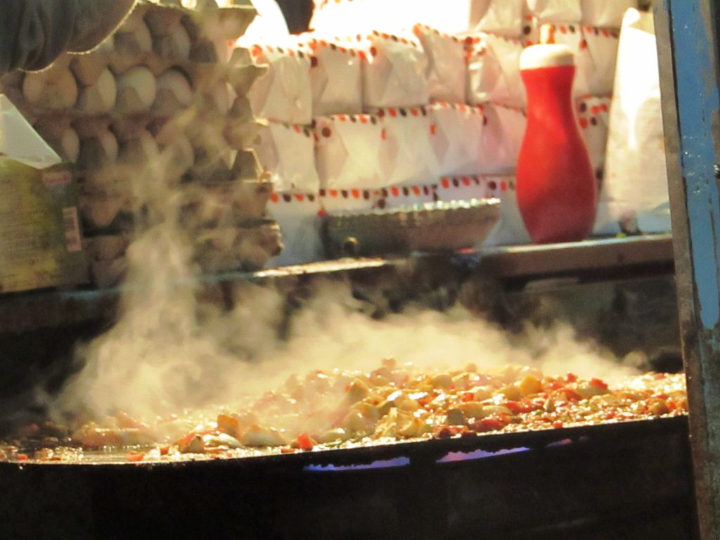 street food udaipur