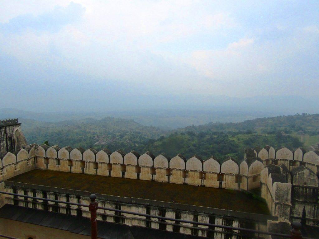 View from Kumbhalgarh Fort