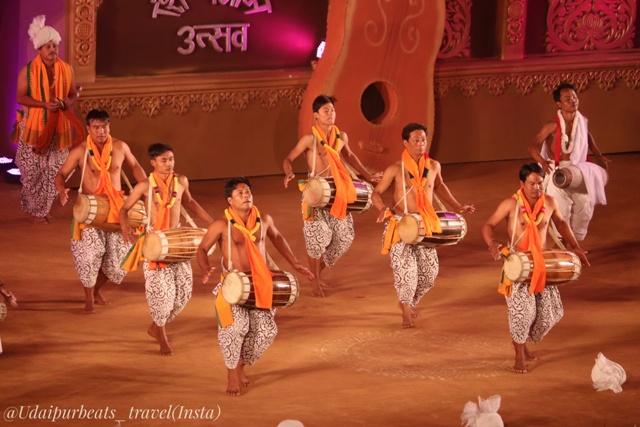 Pung Cholam Dance