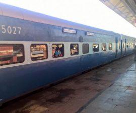 Train Udaipur to mysore