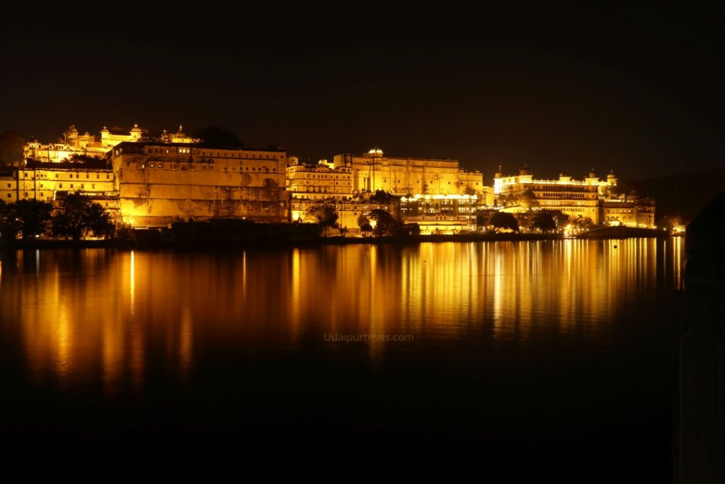 history of Udaipur