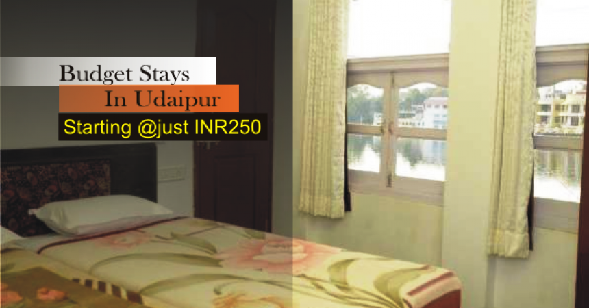 budget stay in udaipur