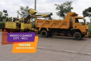 Indore swachh survektion 2019