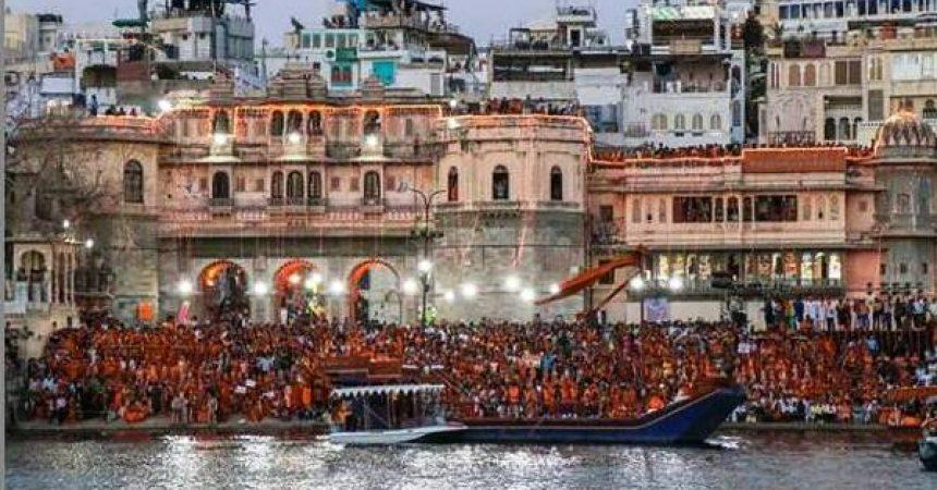 udaipur gangaur festival 2019
