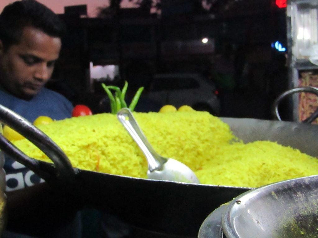 street food udaipur