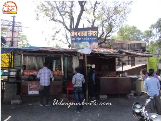 Jain nashta centre Udaipur