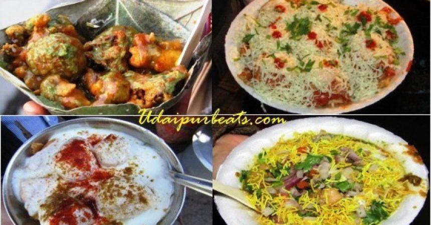 street food in udaipur