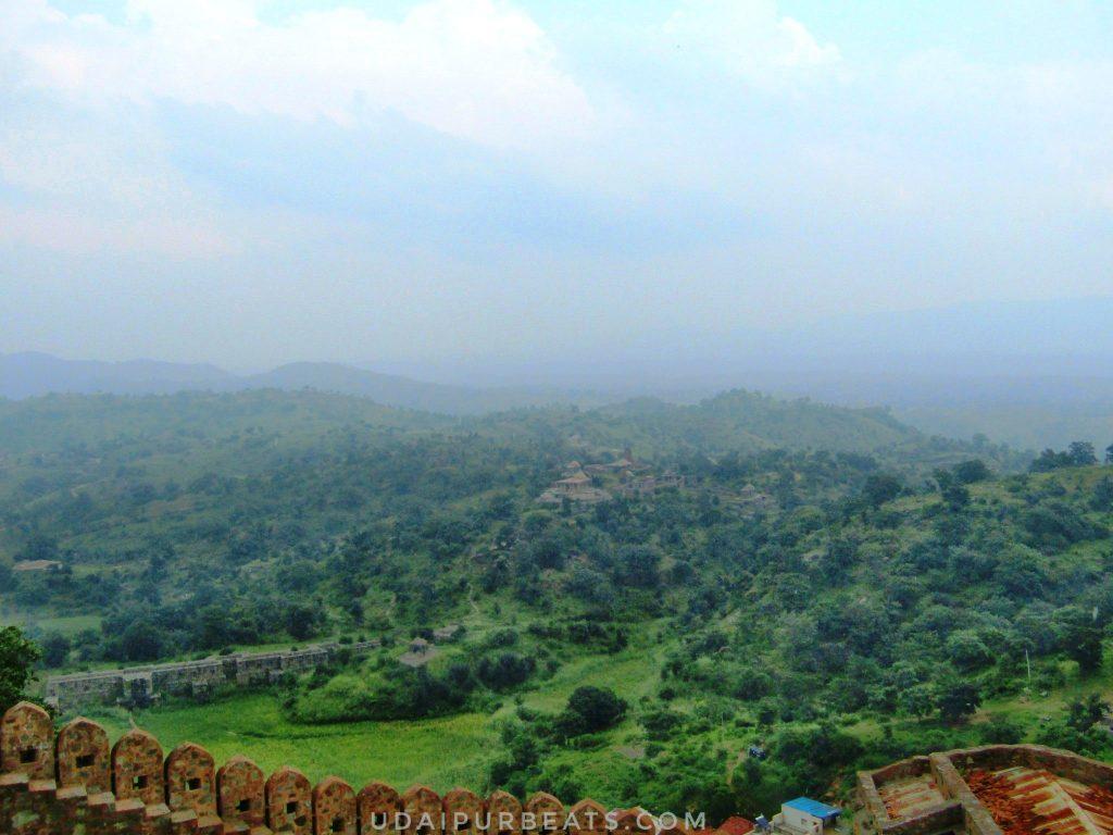 Kumbhalgarh fort history