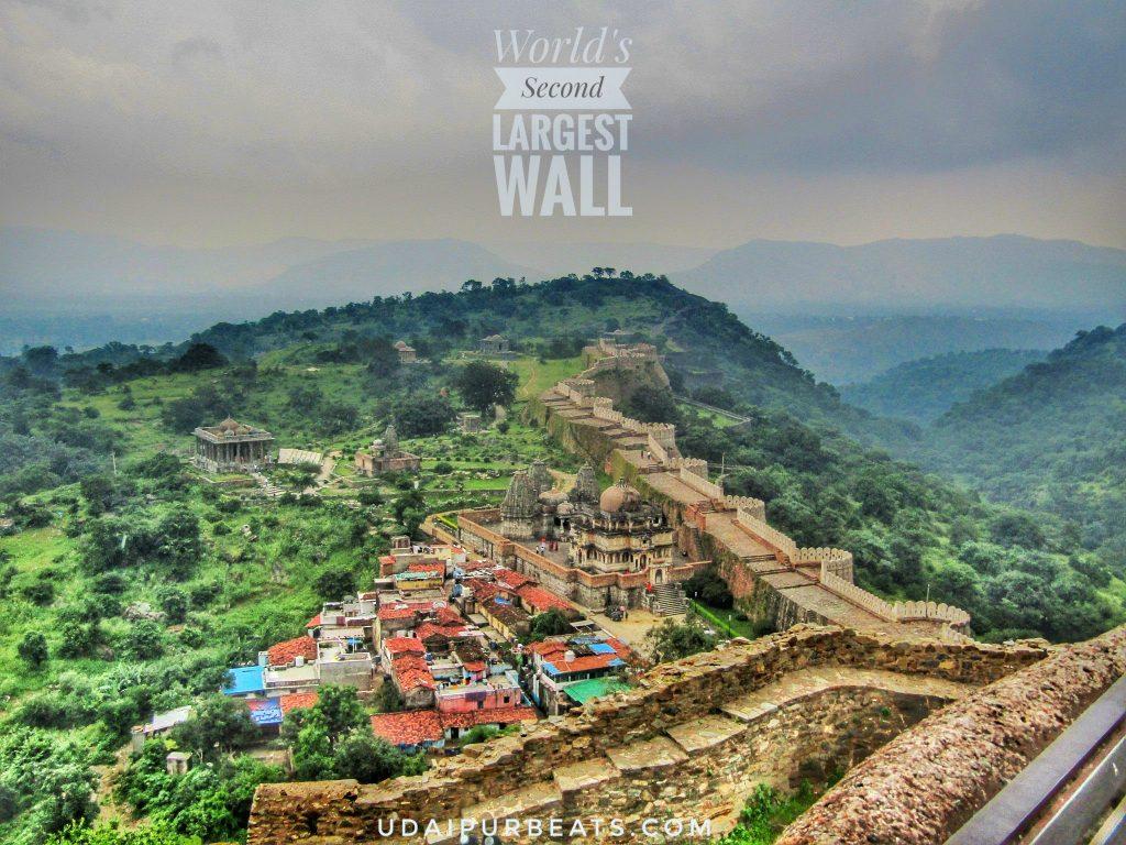 Kumbhalgarh wall