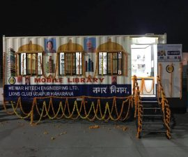Mobile library Udaipur