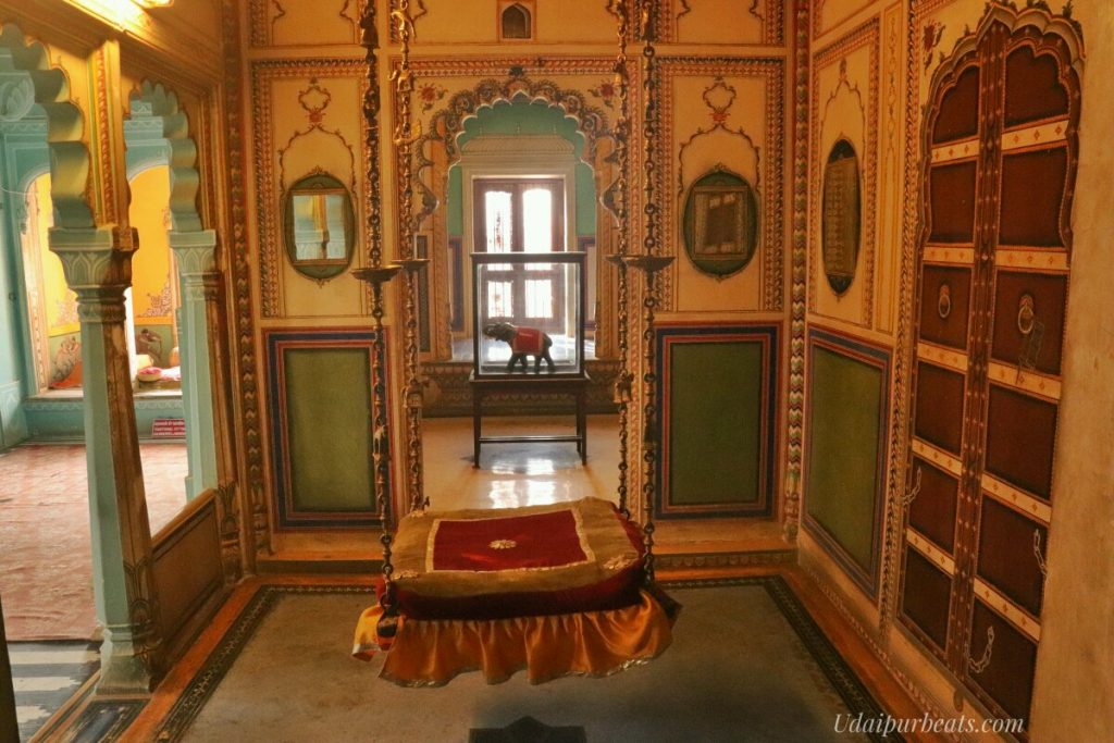 Zenana Mahal City Palace