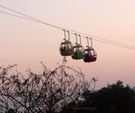 Karnimata Ropeway Udaipur