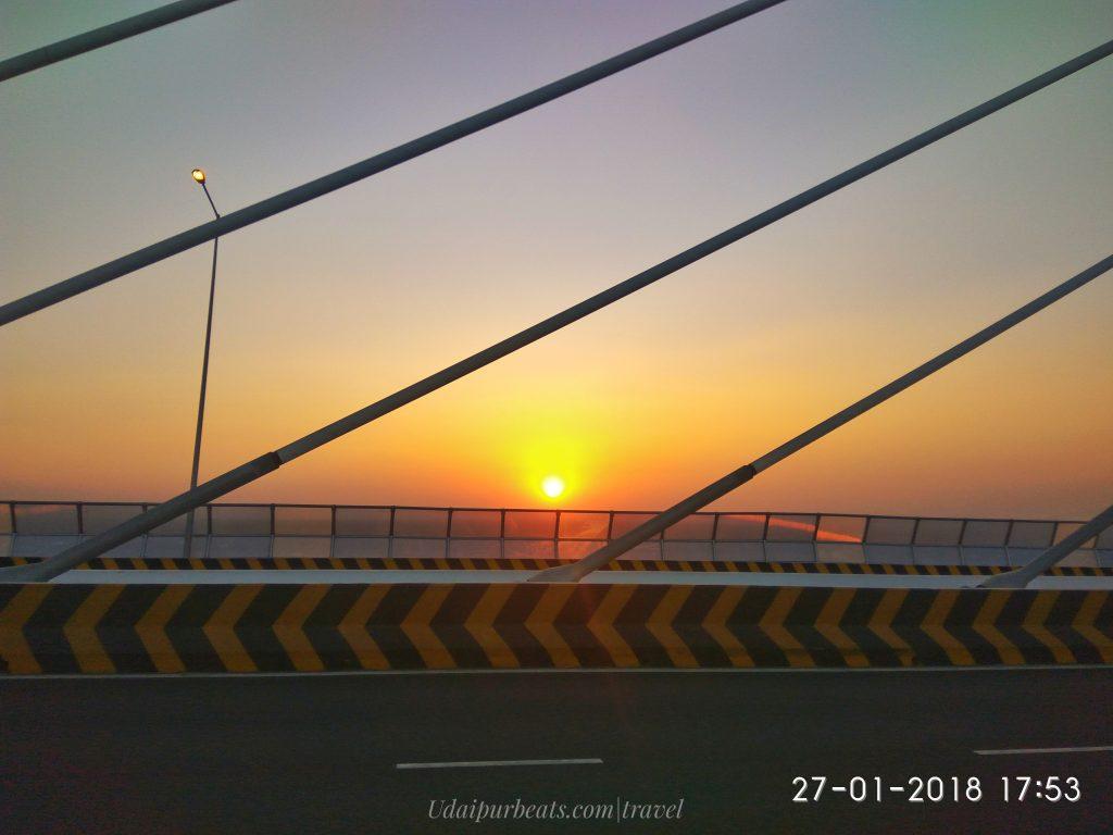 Hanging Bridge Kota