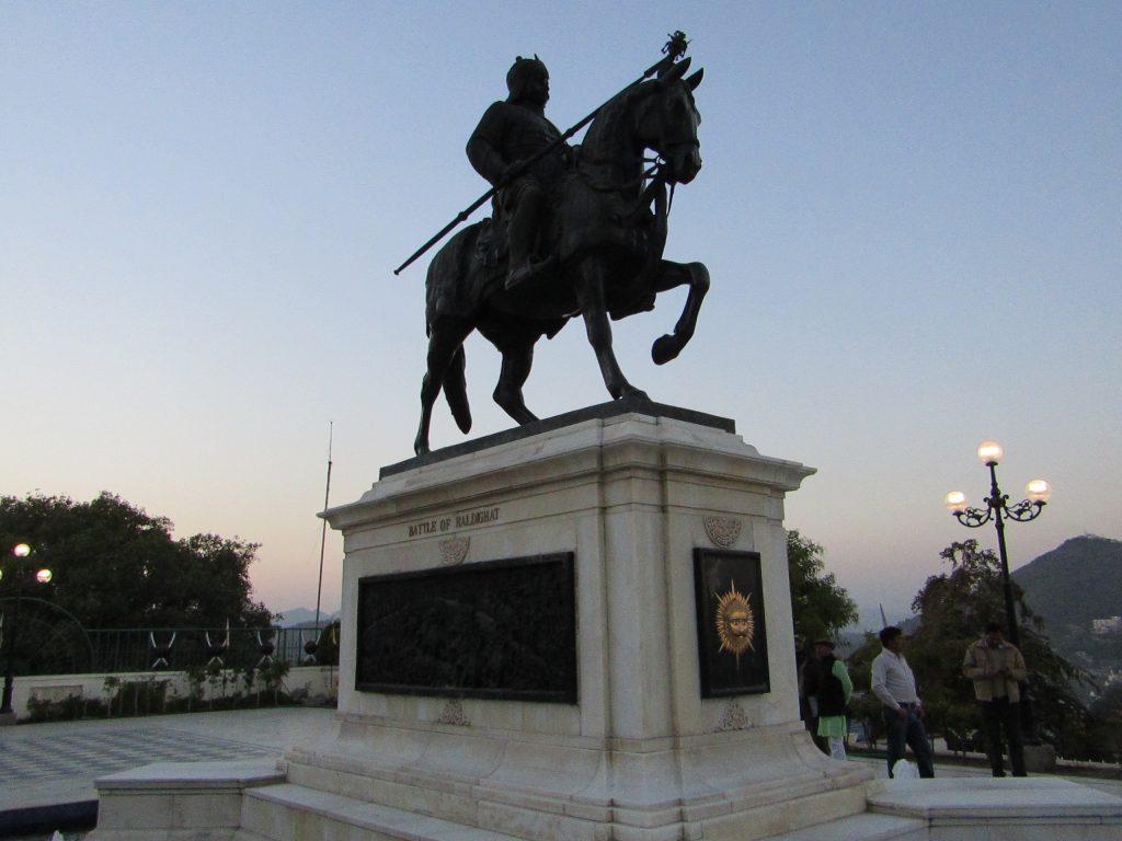 Maharana Pratap Statue Moti Magri