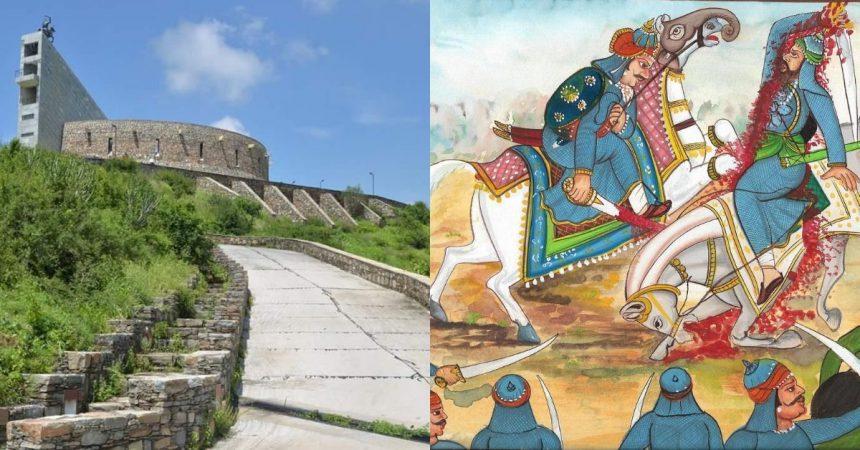 battle of dewair